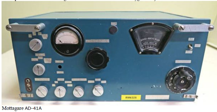 Airoplane receiver AD-41A
